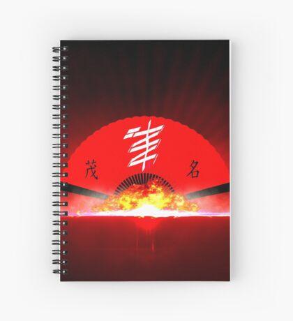 MaoMing-Fantasy logo Spiral Notebook
