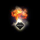 Black Diamond logo by cglightNing