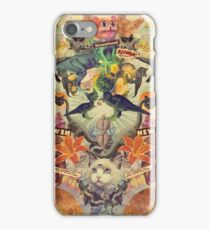 Meowosaurus iPhone Case/Skin