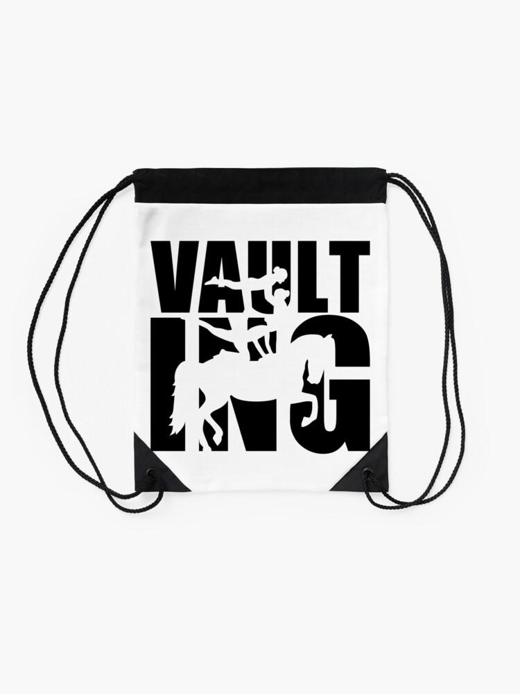 Alternate view of Vaulting Drawstring Bag