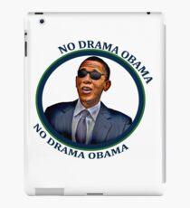 No Drama Obama iPad Case/Skin