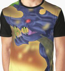 Crushing Wyvern Brachydios Graphic T-Shirt