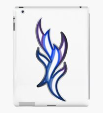 Trible, Icy-Flame iPad Case/Skin