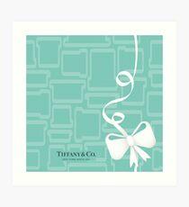 Tifanny's Icons Art Print