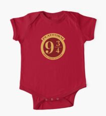 Platform 9 3/4 One Piece - Short Sleeve