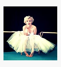 Marilyn Monroe  Fotodruck