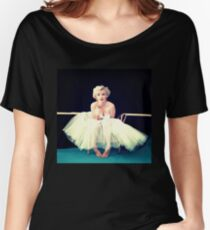 Marilyn Monroe  Women's Relaxed Fit T-Shirt