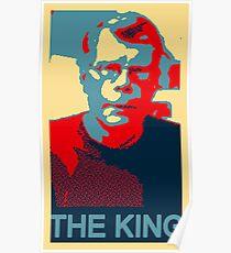 Póster El Rey: Stephen King