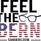 «Feel the Bern - Sanders 2016» de SarGraphics