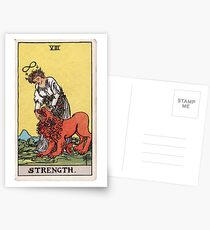 Strength - Daughter of the Flaming Sword Postcards