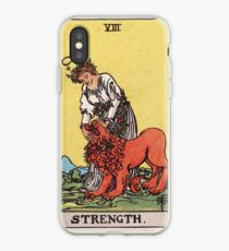 Strength - Daughter of the Flaming Sword iPhone Case