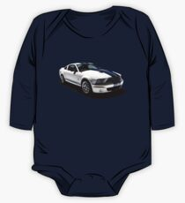 Ford Mustang GT500 Shelby One Piece - Long Sleeve