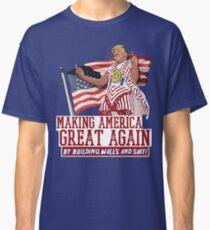 Making America Great Again! Donald Trump (IDIOCRACY) Classic T-Shirt