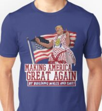 Making America Great Again! Donald Trump (IDIOCRACY) T-Shirt