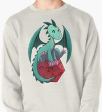 D&D - Dragons and Dice! (Green Dragon) Pullover