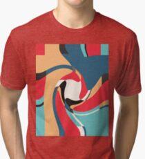 Camiseta de tejido mixto more and more c6162a5f98517