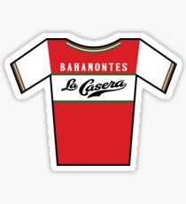 Retro Jerseys Collection - La Casera Sticker
