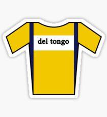 Retro Jerseys Collection - Del Tongo Sticker
