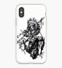 Chevalier apocalypse iPhone Case