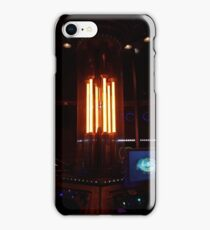 12th Doctor's Tardis Console iPhone Case/Skin