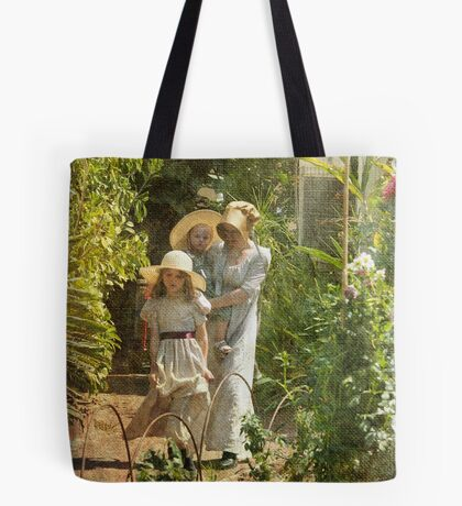 Colonial Days Tote Bag