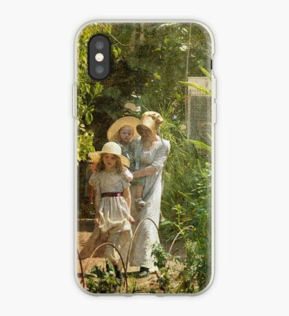 Colonial Days iPhone Case