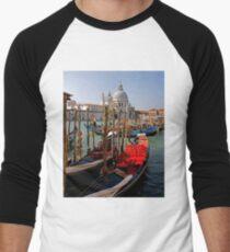 Gondolas Men's Baseball ¾ T-Shirt