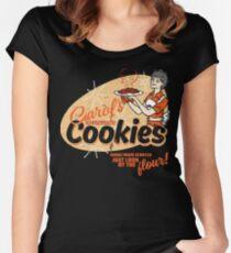 Carol's Cookies Women's Fitted Scoop T-Shirt