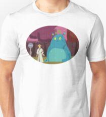 Samurai Jack x Totoro T-Shirt
