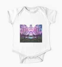 Scenic View One Piece - Short Sleeve