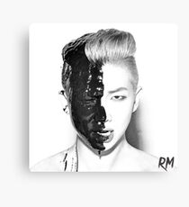 Rap Monster Metal Print