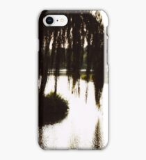 Willow Silouette iPhone Case/Skin