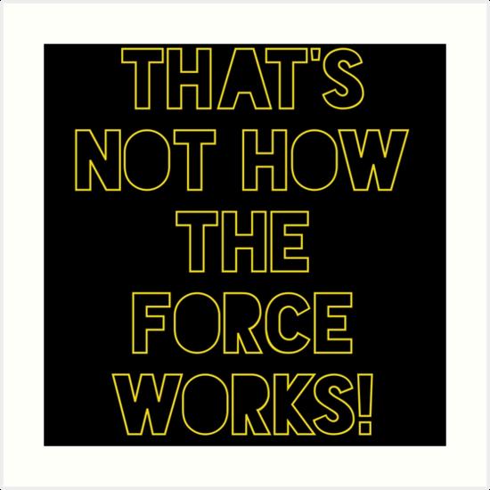 Star Wars Quote Han Solo Art Prints By Zkramer Redbubble