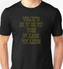 Star Wars Quote Han Solo T-Shirt
