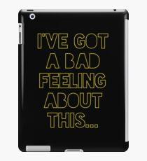 Star Wars Han Solo iPad Case/Skin