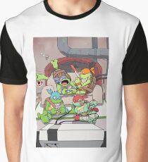 Deadpool & Nintendo Mashup Graphic T-Shirt