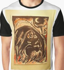 consumed into the image Graphic T-Shirt