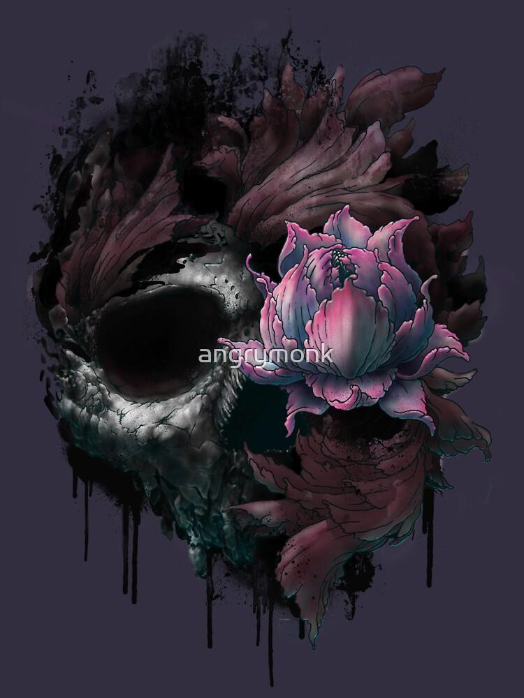 Floraciones de muerte de angrymonk