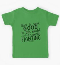There's good in this world Kids Tee
