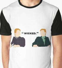 Wicked.  Graphic T-Shirt
