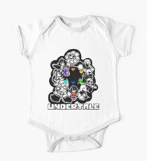 Undertale Baby Body Kurzarm