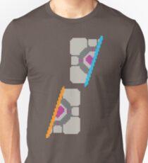 Pixel Companion Cube Unisex T-Shirt