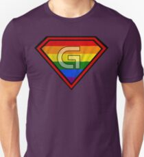 SUPER GAY HERO Unisex T-Shirt