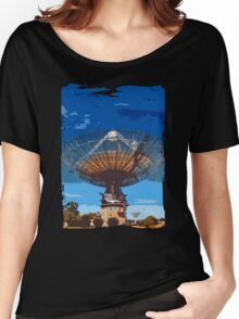 The Dish - Parkes, Australia Women's Relaxed Fit T-Shirt