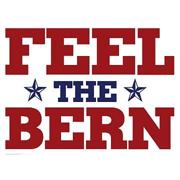 Bernie Sanders by Defato