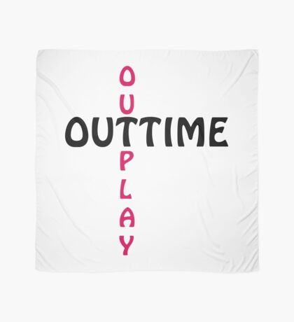 outtime / outplay Scarf