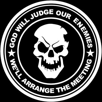 god will judge our enemies we'll arrange the meeting by Defato