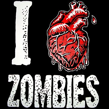 I love zombies by Defato