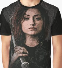 Z nation - Addison portrait Graphic T-Shirt