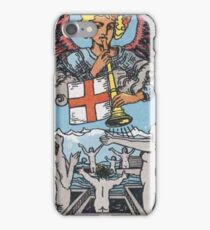 Tarot Card - Judgement iPhone Case/Skin